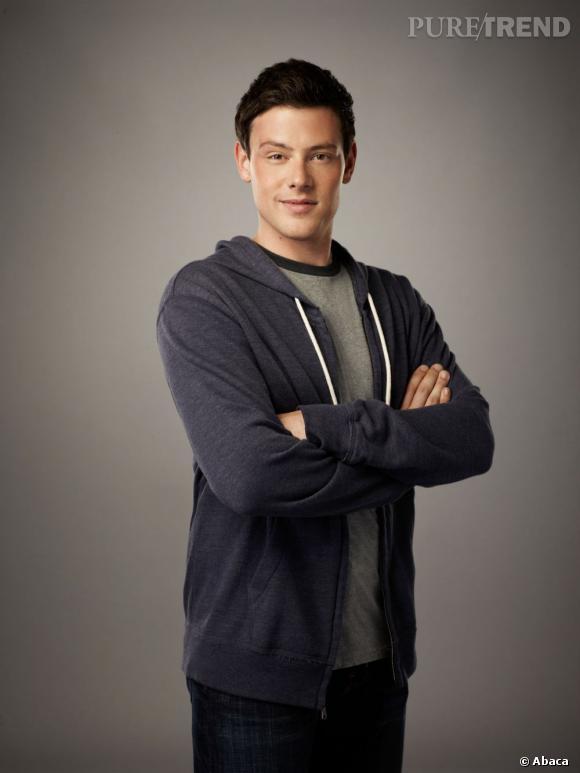 """Cory Monteith, l'acteur qui joue Finn Hudson dans la série """"Glee"""", vient d'être accepté en cure de désintoxication."""