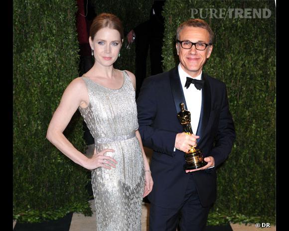"""Amy Adams et Christoph Waltz devraient jouer dans """"Big Eyes"""", le prochain film de Tim Burton."""