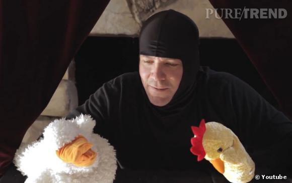 Même Rob Thomas fait une apparition, en tant que marionnettiste. Une métaphore du travail de réalisateur ?