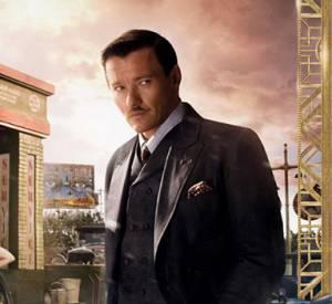 """""""Gatsby le magnifique"""", de nouveaux posters : avec Joel Edgerton et Isla Fisher."""