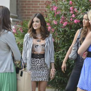 Les quatre filles ont toutes des styles très différents, ce qui permet aux spectatrices de se retrouver dans l'une d'elles.