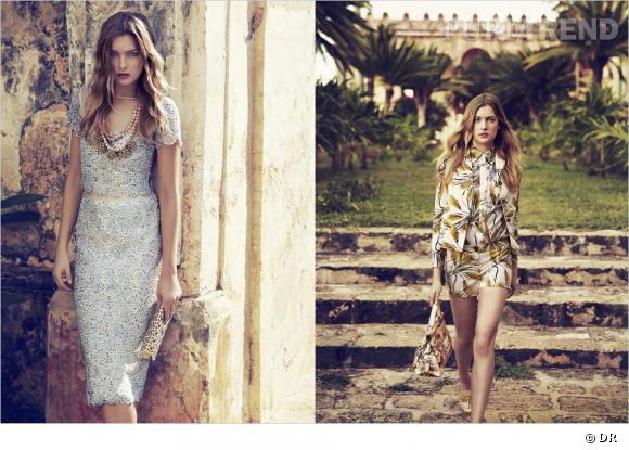 Tory Burch, lookbook Printemps-Eté 2013