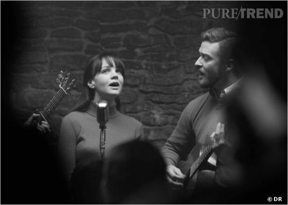 """""""Inside Llewyn Davis"""" des Frères Coen avec Carey Mulligan et Justin Timberlake : également à Cannes ?"""