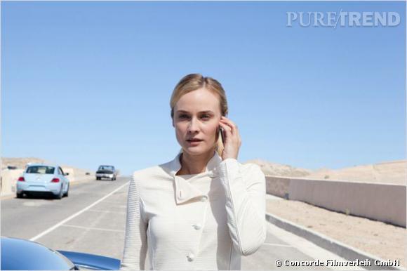 """""""Les Âmes Vagabondes"""" : Diane Kruger dans la peau d'une traqueuse."""