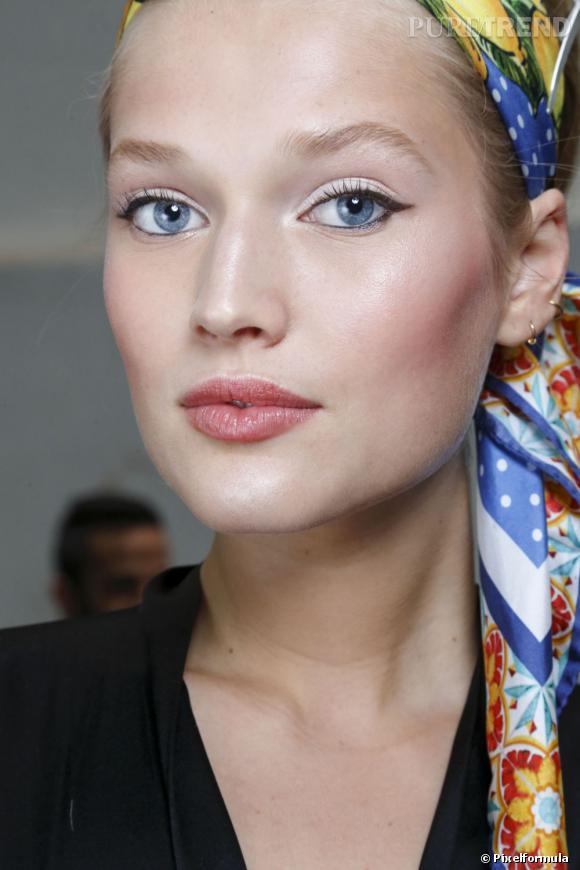 Défilé Dolce & Gabbana Printemps-été 2013.