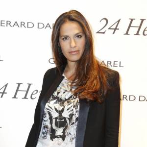 Elisa Tovati chez Gerard Darel.
