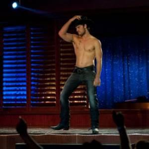 """L'acteur est connu pour son rôle très sexy et dénudé dans le film """"Magic Mike""""..."""