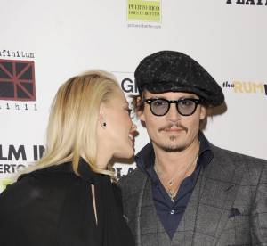 Johnny Depp et Amber Heard, couple officiel ?
