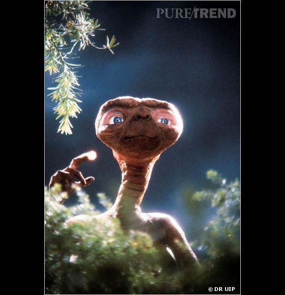 """""""E.T"""" de Steven Spielberg bientôt au cinéma dans une version 3D ?"""