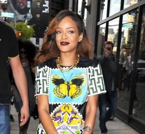 Rihanna vs Anne Hathaway : les cuissardes Gladiateur de Tom Ford