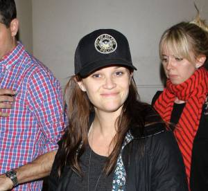 Reese Witherspoon, son pied de nez a la police... mais un flop quand meme