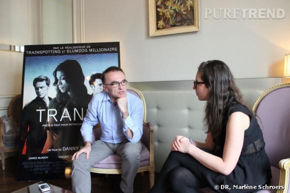 Danny Boyle, l'interview Puretrend.