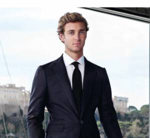 Pierre Casiraghi, elegant gentleman pour Berluti