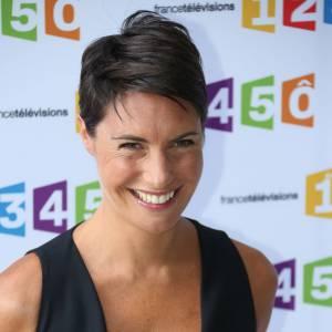 """Alessandra Sublet n'animera plus l'émission """"C à vous"""" sur France 5 à la rentrée 2013."""