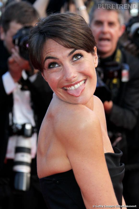 Alessandra Sublet avoue avoir des projets à proposer à France 5.