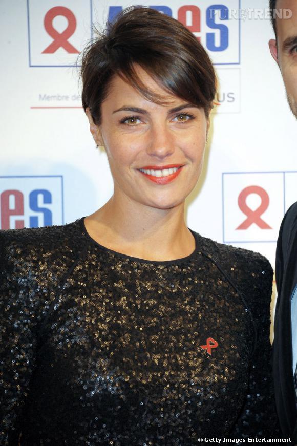 Alessandra Sublet est une femme engagée et pleine pep's qui va nous surprendre.