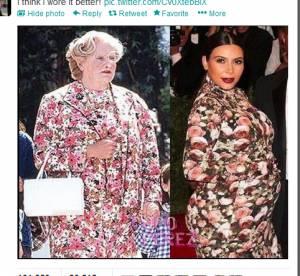 Kim Kardashian enceinte : sa robe du Met Ball 2013 fait debat !