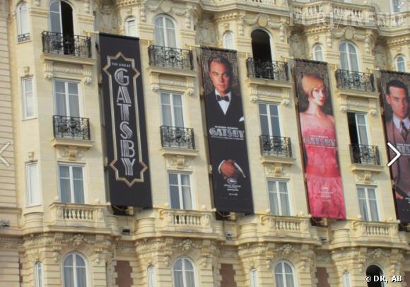 Cannes : Leonardo Dicaprio est partout !
