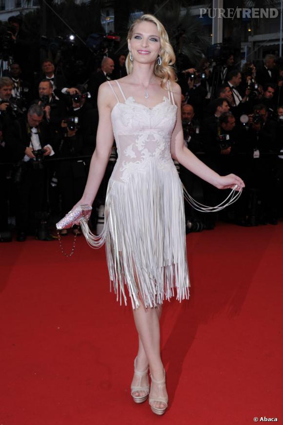 Sarah Marshall Respecte Le Dress Code Gatsby Le Magnifique Puretrend