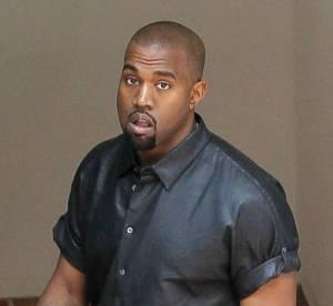 Kanye West : son nouveau titre 'New Slaves' projete sur les murs de Paris