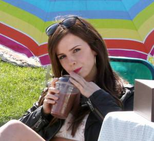 Emma Watson : Kim Kardashian l'a inspiree pour son role dans The Bling Ring