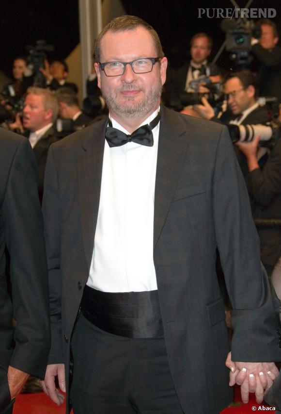 Lars Von Trier au Festival de Cannes de 2011.