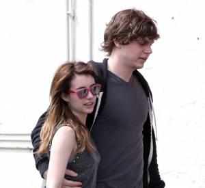 """Sa petite amie, Emma Roberts, qui a réussi à intégrer le casting de la saison 3 de la série """"American Horror Story"""" en fera-t-elle de même avec le nouveau volet d'X-Men ?"""