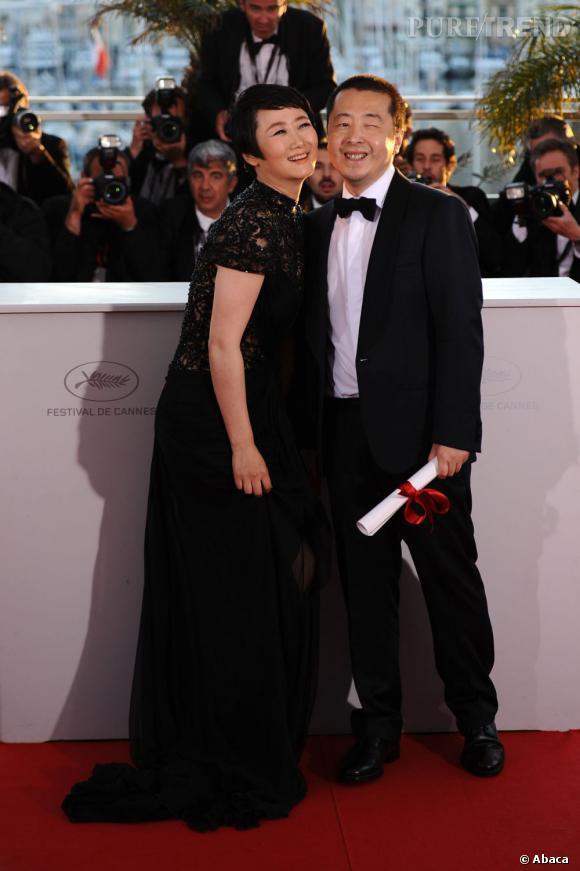 """Jia Zhangke a remporté le Prix du Scenario pour """"Touch of Sin""""."""