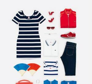 Must have : la garde-robe colorée et audacieuse de Lacoste L!ve