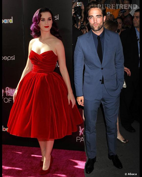 Katy Perry et Robert Pattinson en couple ? Les deux stars traînent souvent ensemble... et squattent le mariage d'inconnus !