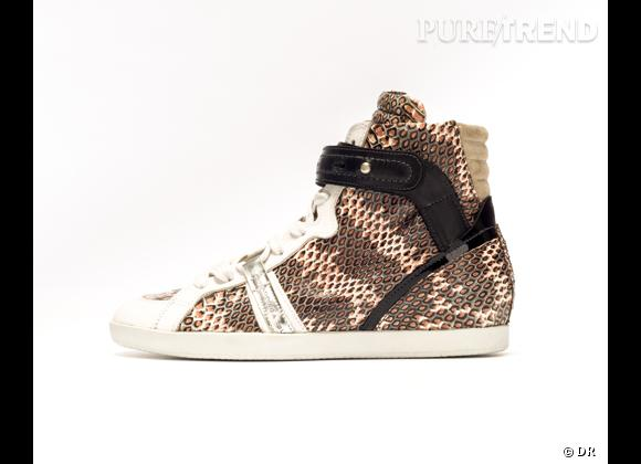 Fashion obsession : des baskets hype !    Baskets montantes Barbara Bui, 580 €