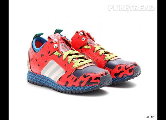 Fashion obsession : des baskets hype !    Baskets Adidas x Opening Ceremony, 150 € sur  Mytheresa.com