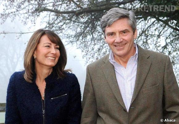 Pas de nourrice royale, ce sont Carole et Michael Middleton qui s'occuperont avec leur fille de leur petit fils.