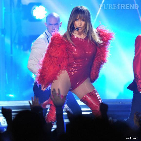 Jennifer Lopez a été jugé trop sexy pour les anglais lors de sa performance à l'émission Britain's Got Talent.