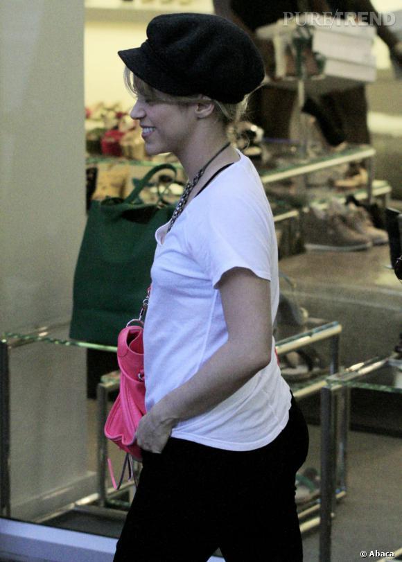 Shakira une maman pas très glamour à Los Angeles.