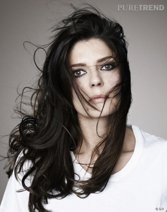 Chiara Mastroianni, égérie du nouveau parfum Fendi.