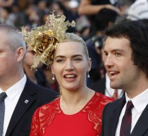 Kate Winslet enceinte de son premier enfant avec Ned Rocknroll