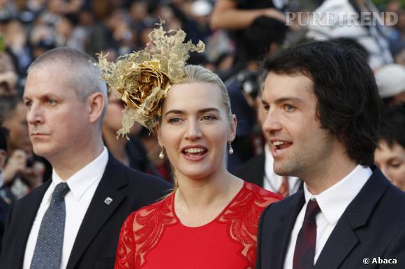 Kate Winslet et Ned Rocknroll attendent leur premier enfant !