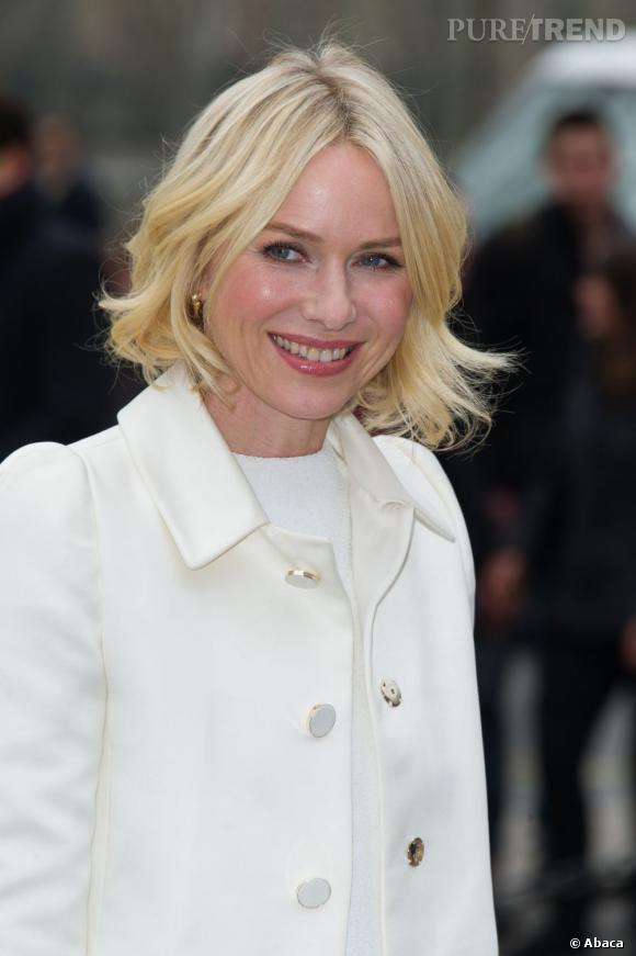 Les plus beaux blonds d'Hollywood : Naomi Watts, ambassadrice du blond polaire.