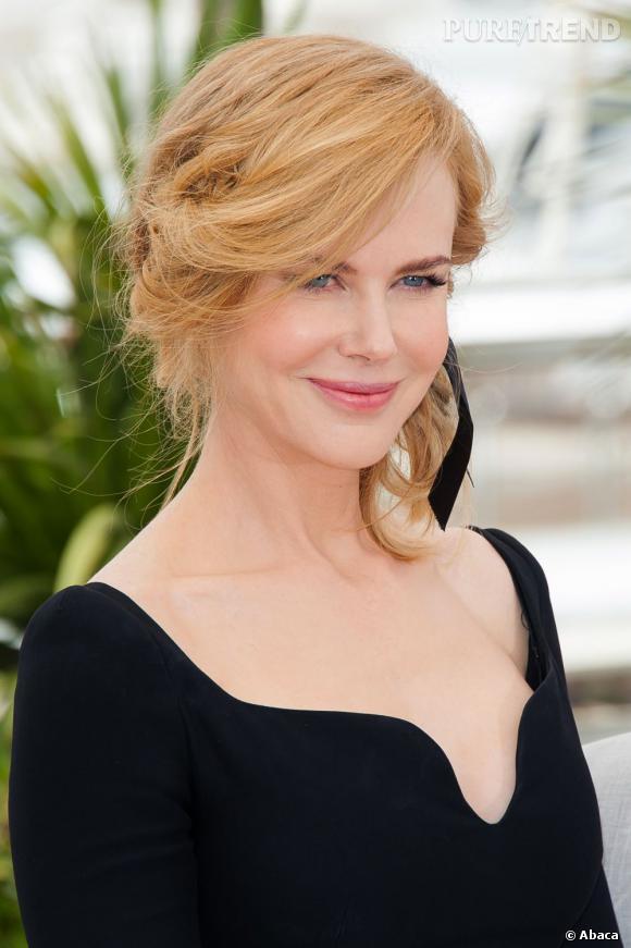 Les plus beaux blonds d'Hollywood : Nicole Kidman et son joli blond vénitien.