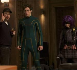 Si il n'a pas les pouvoirs d'un super-héros, Aaron Taylor-Johnson en a en tout cas le costume bien moulé.