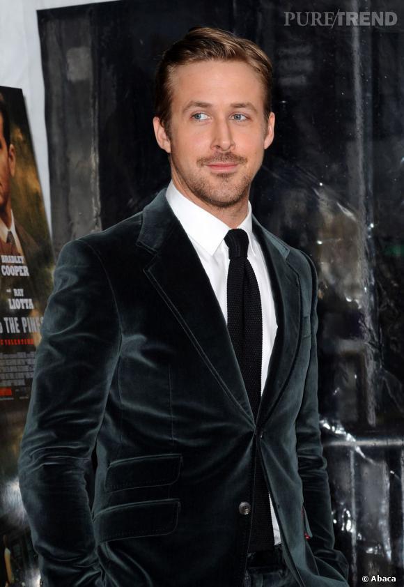 Ryan Gosling a 32 ans. A-t-il donc enfin trouver sa coupe de cheveux parfaite ?