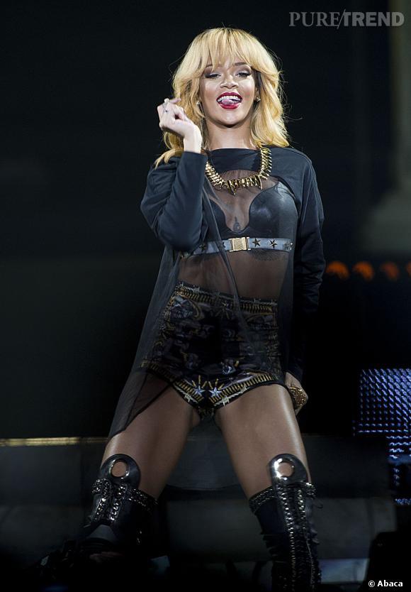 Rihanna serait tellement accro à Chris Brown qu'elle aurait accepté de rentrer en cure de désintoxication de l'amour. Info ou intox ?