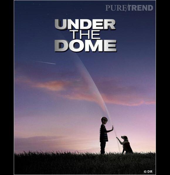 """Les fans de Stephen King attendent avec impatience """"Under The Dome"""", l'adaptation de son roman de 2009, 'Dôme""""."""