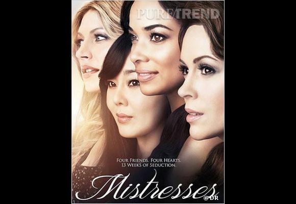 """""""Mistresses"""" a commencé le 3 juin et nous permet de retrouver sur le petit écran Alyssa Milano, la star de """"Charmed"""" !"""