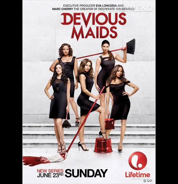 "Le producteur de ""Desperate Housewives"", Marc Cherry, tente un coup double avec sa nouvelle série ""Devious Maid"" !"