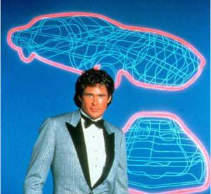 K2000, la voiture qui parle au cinema... mais sans David Hasselhoff