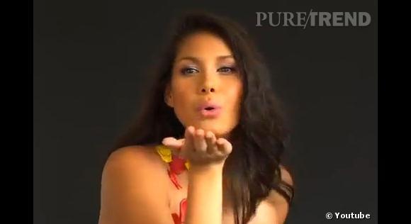 Mehiata Riaria a été élue Miss Tahiti 2013.