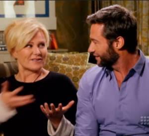 Hugh Jackman et Deborra-Lee Furness parle de leur vie de famille, de la carrière du Wolverine et des rumeurs sur sa sexualité.