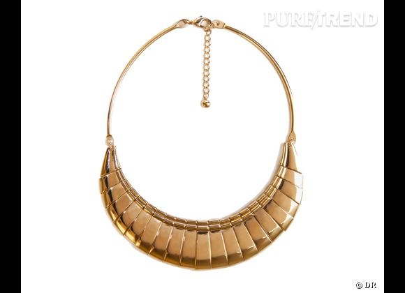 Le must have d'Aurélie    Collier Forever 21, 10,90 €